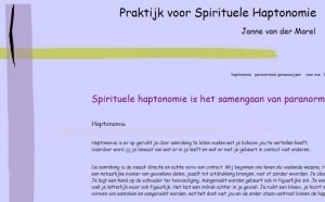 spirituelehaptonomie